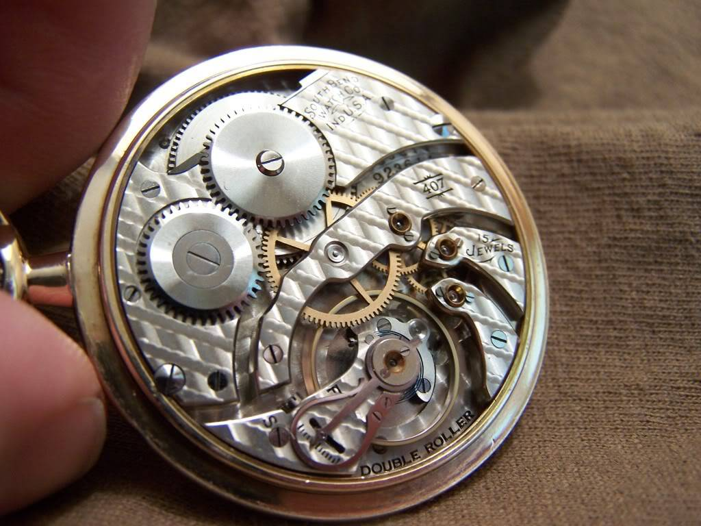 South Bend Pocket Watch SouthBendfixed007