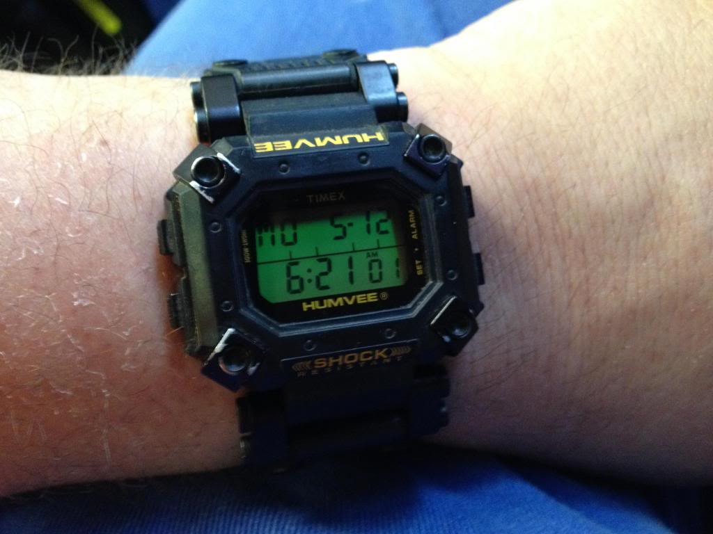90's Timex Humvee....Life with a 75 cent watch. E6DBEFBC-3C98-49BF-9EE1-BD4E6B191FB2_zpswlc3himy