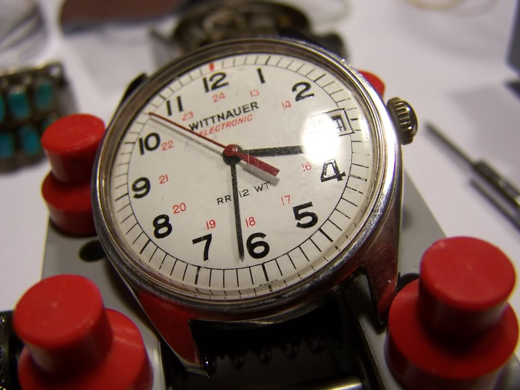 Wittnauer RR-12 WT Electric WittenRR001