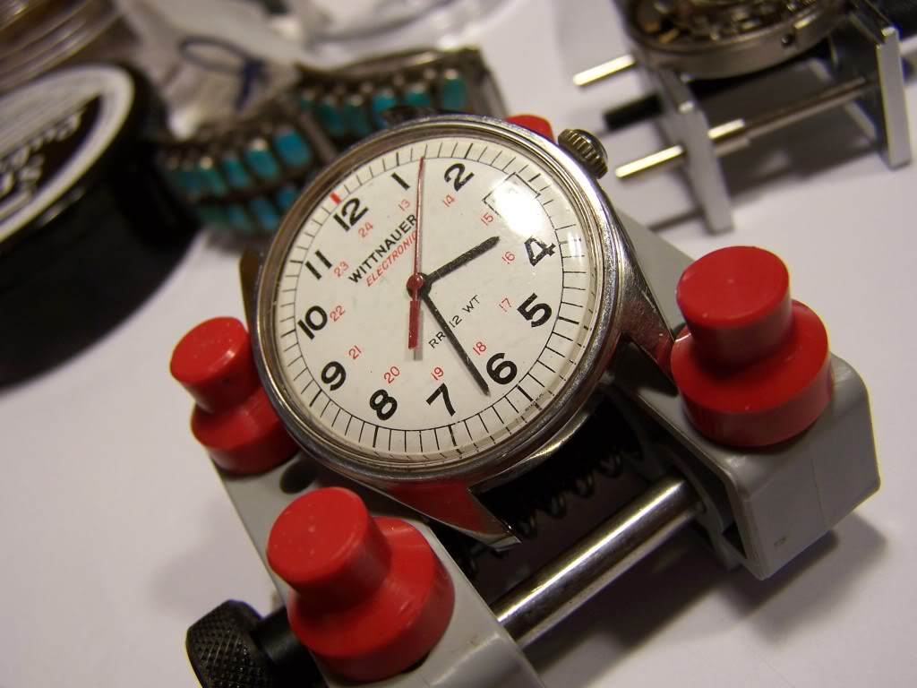 Wittnauer RR-12 WT Electric WittenRR002