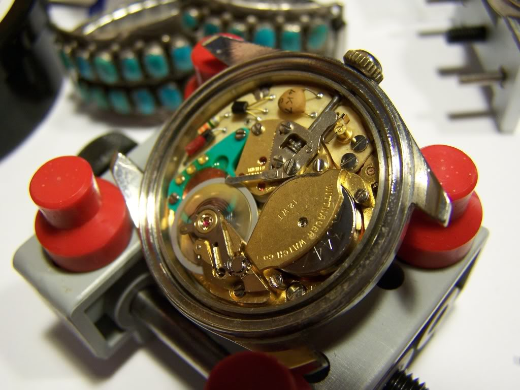 Wittnauer RR-12 WT Electric WittenRR005