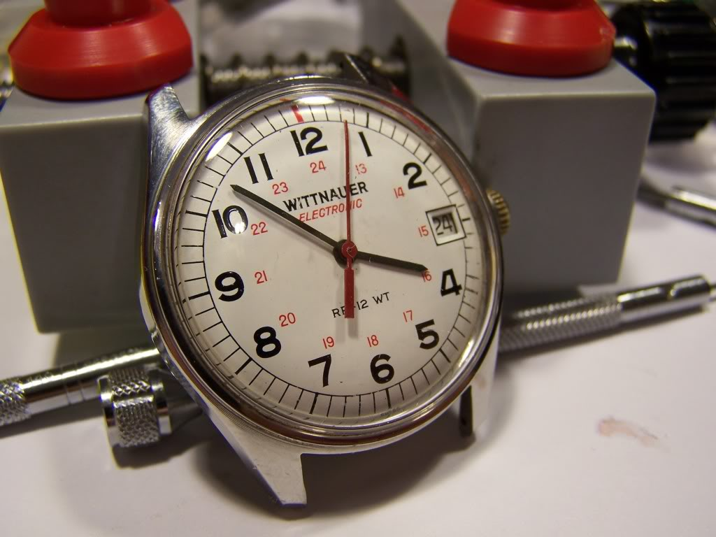 Wittnauer RR-12 WT Electric WittenRR013