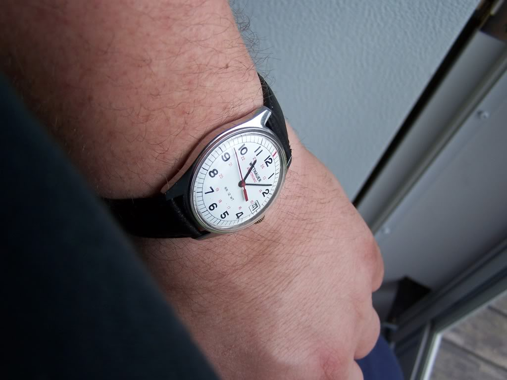 Wittnauer RR-12 WT Electric WittenRR016