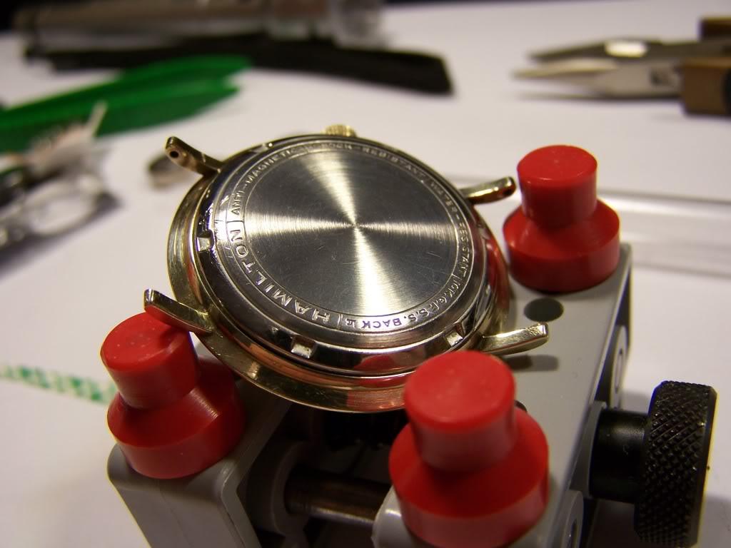 1957 Hamilton Automatic Hamilton1957003