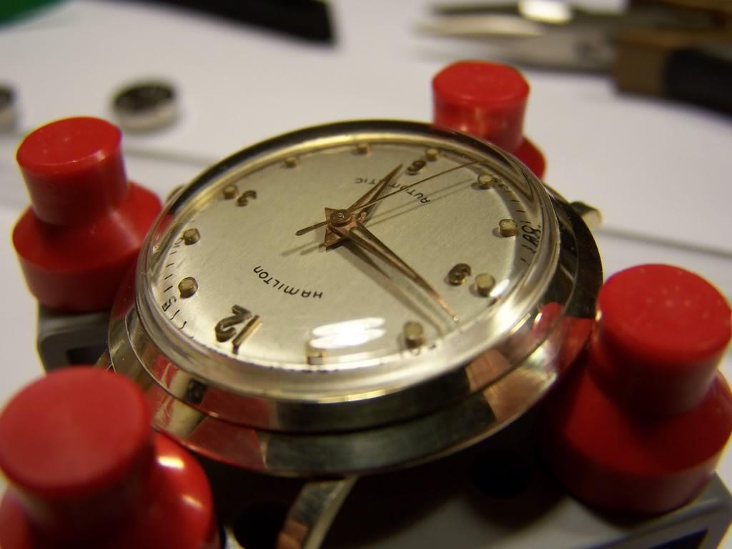 1957 Hamilton Automatic Hamilton1957005