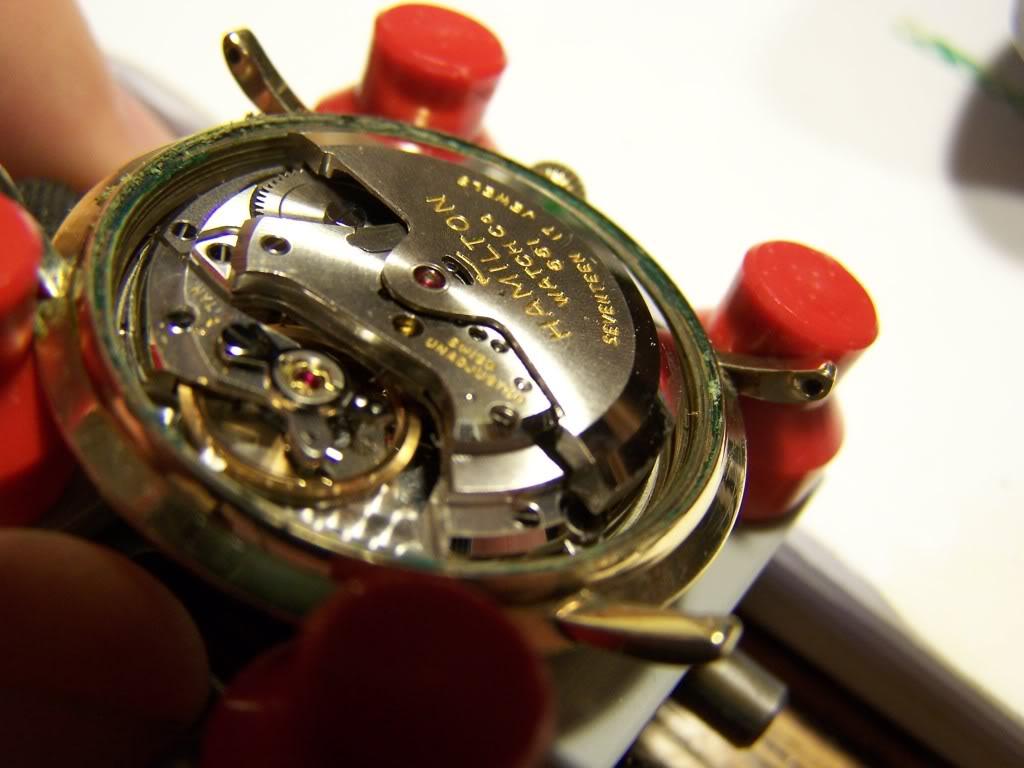 1957 Hamilton Automatic Hamilton1957009