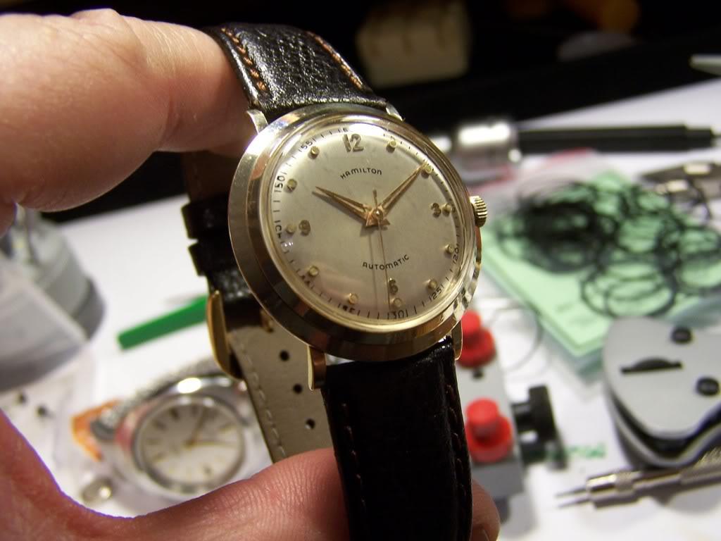 1957 Hamilton Automatic Hamilton1957014