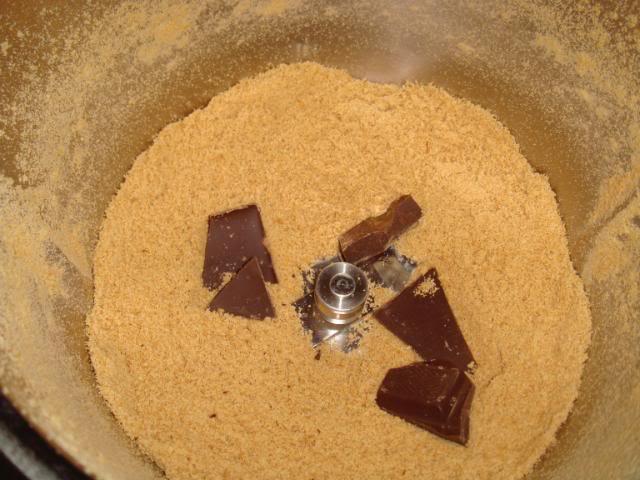 Tarte Gelada de Chocolate e Iogurte