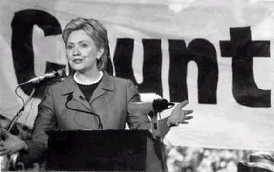 Hilary Clinton HilaryClintonspeakingontheCountplatformanddoesnotknowwhatallthegigglingisaboutNewswire