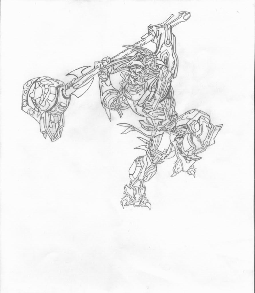 Arucard's Artwork  HaloBrute-1