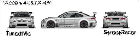 [GM]Donut's Signature's Shop. BMW_M3_E92_GTR