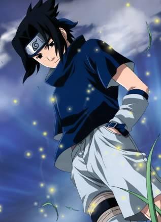 Sus imagenes de su Personaje Favorito de Naruto Sasuke