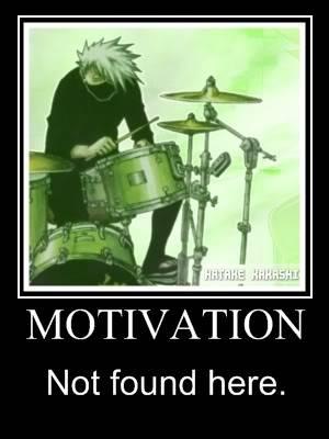 Motivational Posters, Anyone? - Page 2 Kakashi