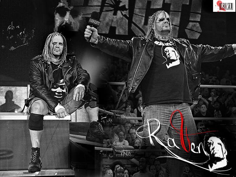 QUOTH THE RAVEN!!!  Ravenwallpaer