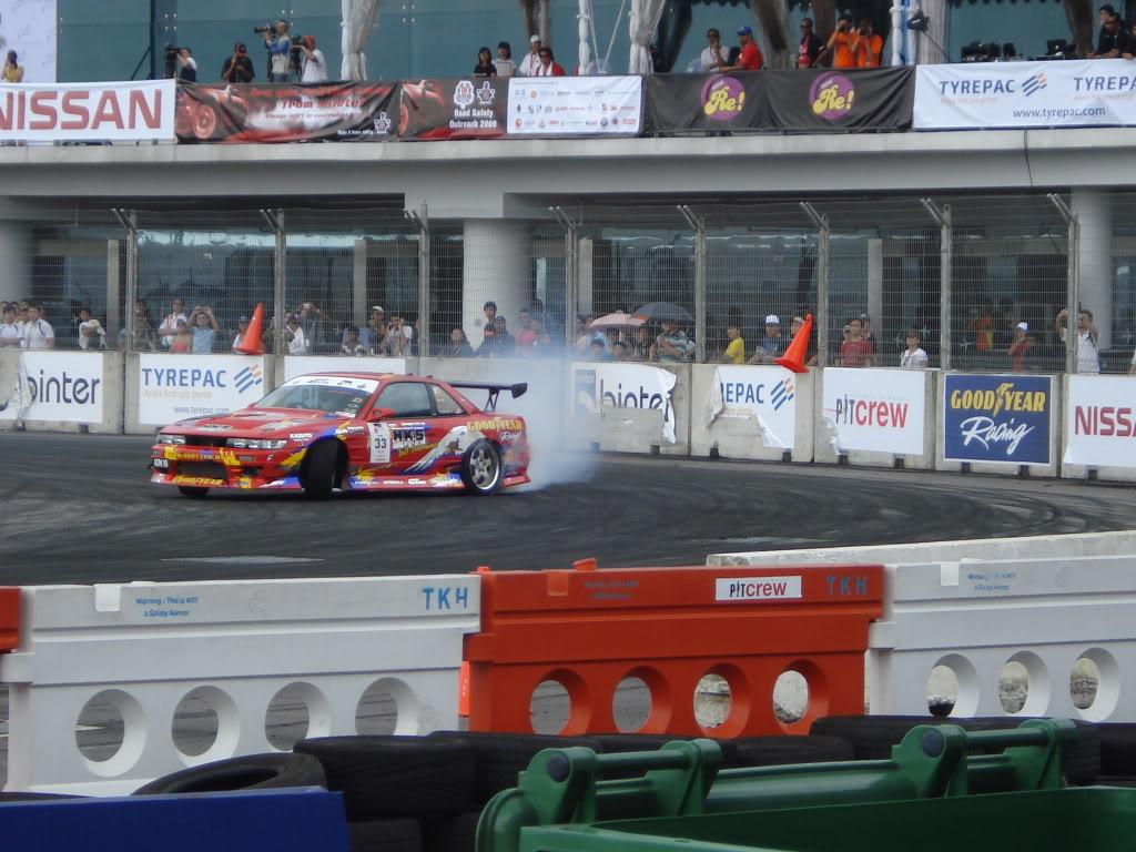 Formula Drift Singapore 2009 DSC01113