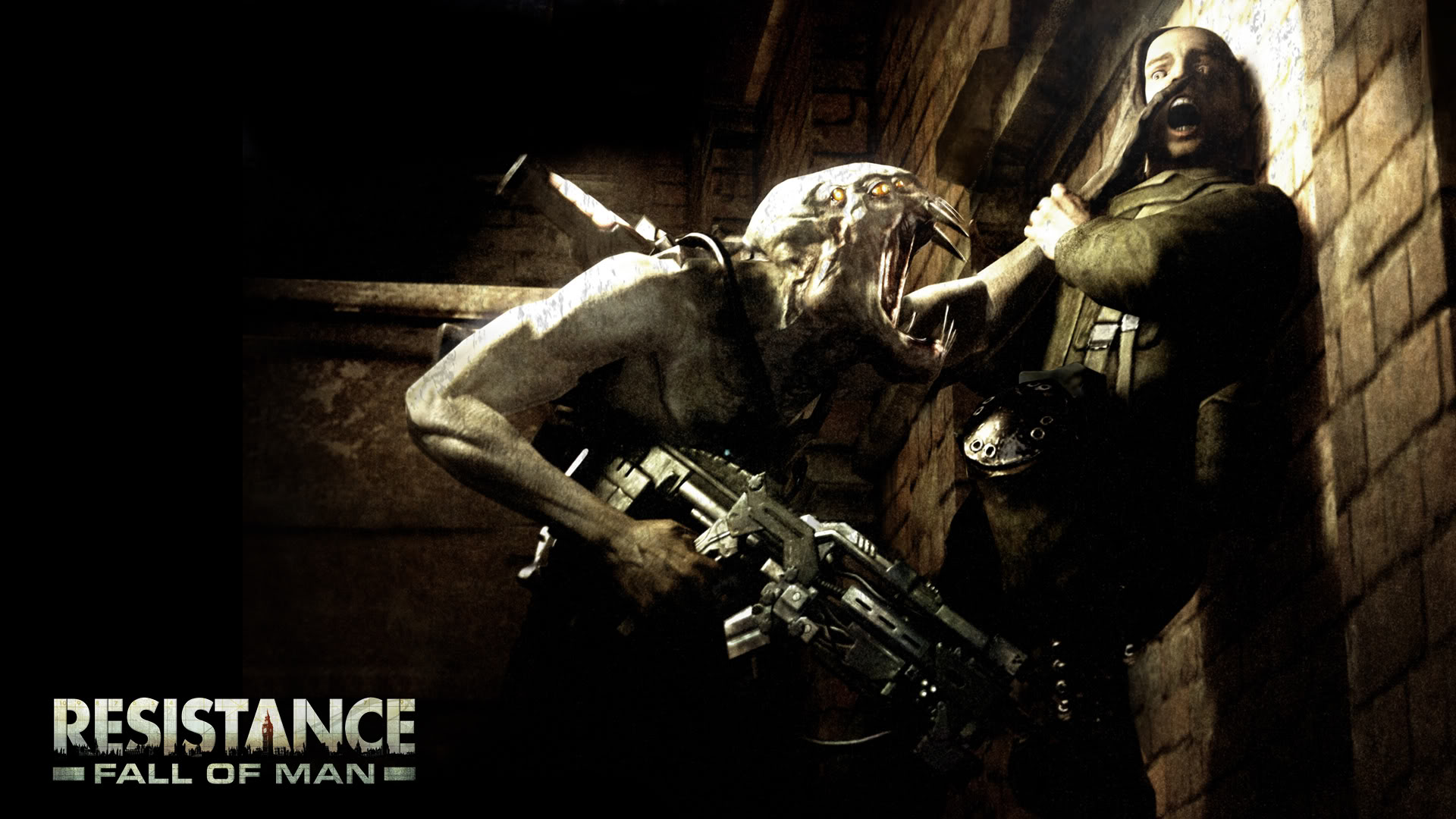 Resistance: Fall of Man review by me! Resistance_ps3_wp