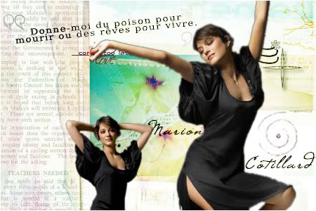 Estelle's galleriiiie ! - Page 6 MarionC