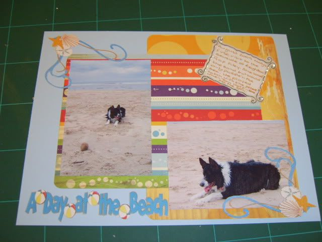I've been busy scrapping....... Crafts003