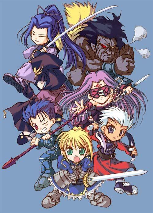 Trouvez l'image d'un anime - Page 2 FateStayNightgroup2