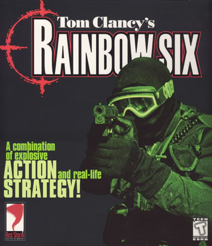 [Torrent] Tom Clancy's: Rainbow Six Rb6box