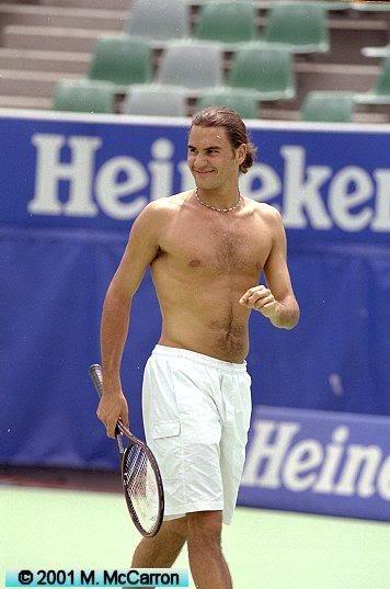 Roger sin camiseta - Página 2 F406