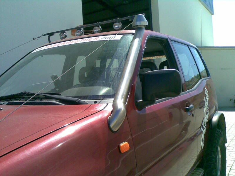 Nissan Terrano II 03092009001