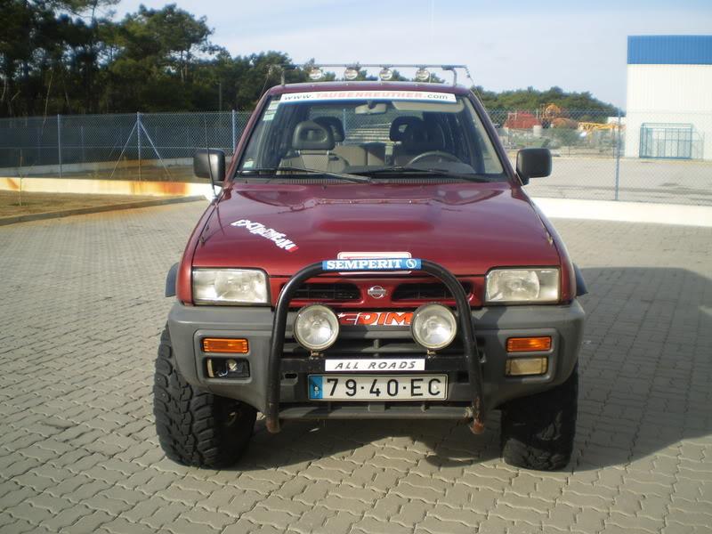 Nissan Terrano II PC300016