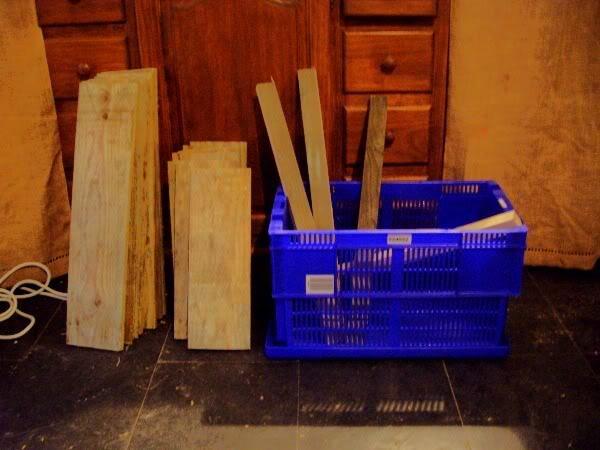 Jardineras de madera. IMGP1163