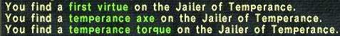 Run 003 :: Congratulations JailerTemperance5-30-09