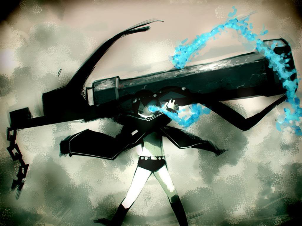 It's my time of madness! [Tec. Dredd] Gungirls-15