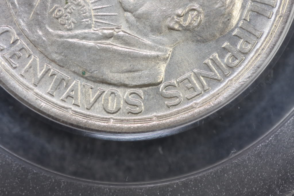 Are you aware of inverted S on 50c commemorative coin? IMG_3037