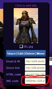 Adding pictures to posts ( A tutorial ) 1-28