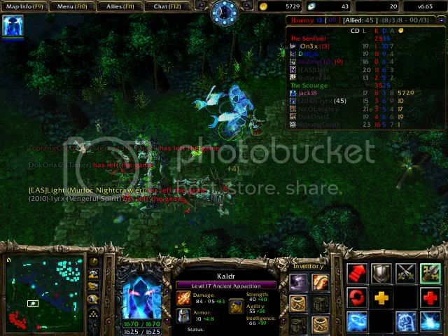 Imba DH host, quitter [EAS]Light, EXITGG Lilmay!!!! IMBA