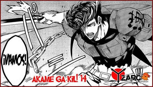 Akame ga Kill - 14 Agk014