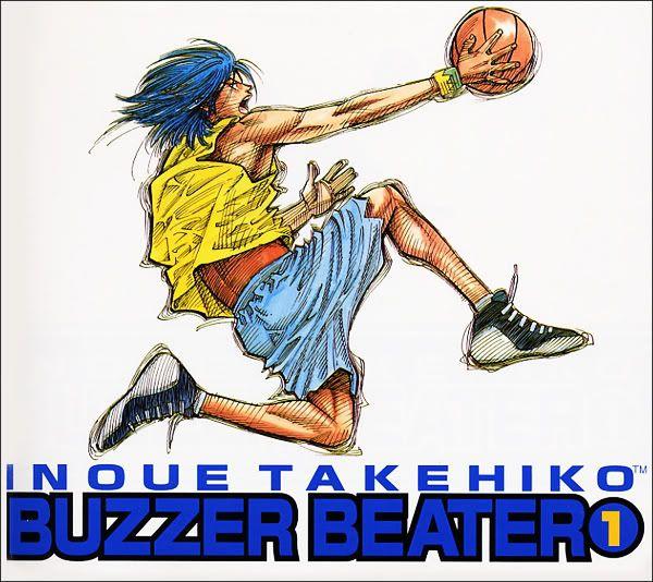 Buzzer Beater - Takehiko Inoue 4/4 Buzzer1-2