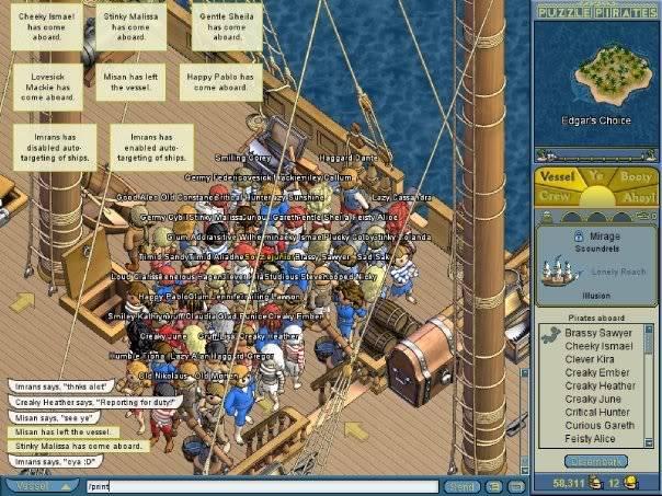 Funny Puzzle Pirates Pics Ascreenie2