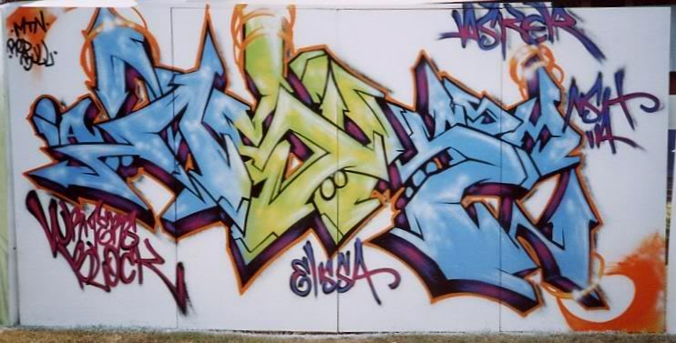 Nghệ thuật Graffiti Ask_bamma81575