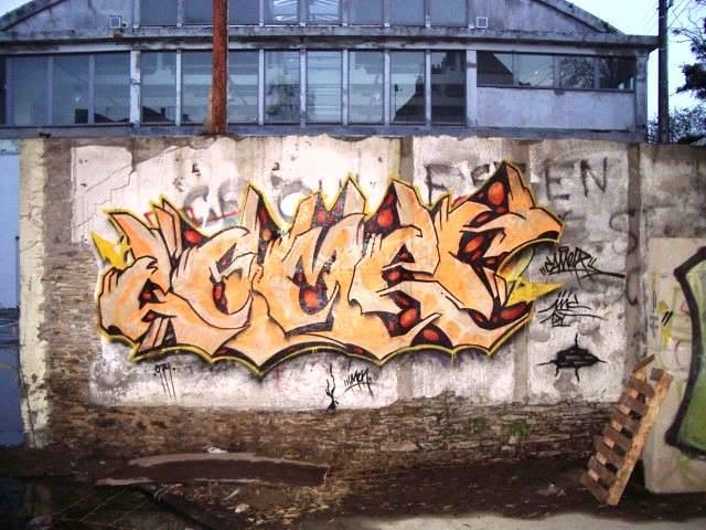Nghệ thuật Graffiti Camer200568177