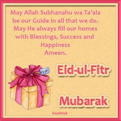 *****Eid Greetings***** Eid02