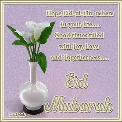 *****Eid Greetings***** Eid05