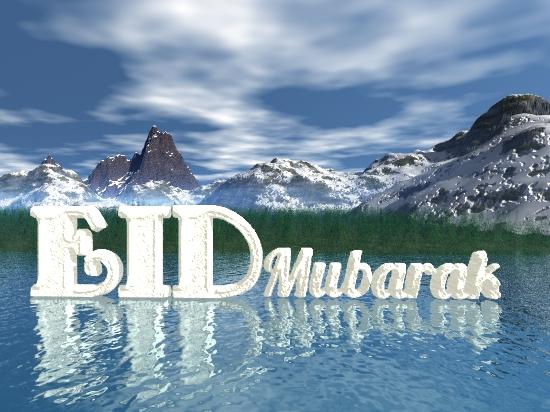 *****Eid Greetings***** Eid09
