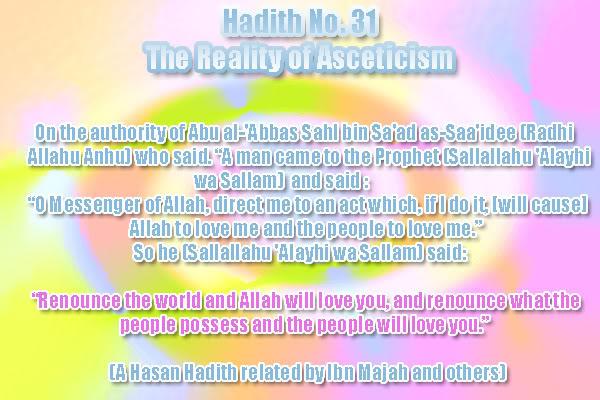 The Forty Nawawi Hadith - Page 2 Had31