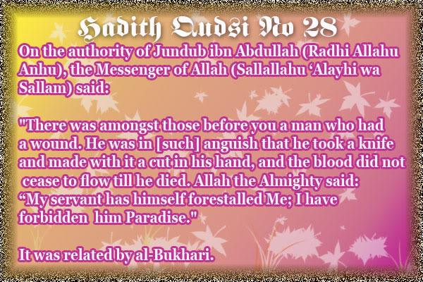The Forty Qudsi Hadith - Page 2 Qud28