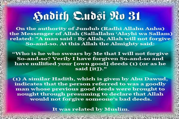 The Forty Qudsi Hadith - Page 2 Qud31