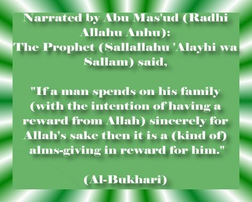 Hadith Graphics - Page 2 Spendingfamily
