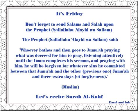 Jumu'ah Nasiha-Religious Wisdom  05jum-forgiveness2-1