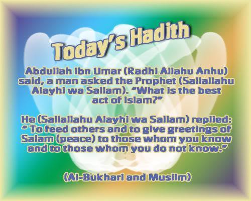Daily Hadith Tohad22