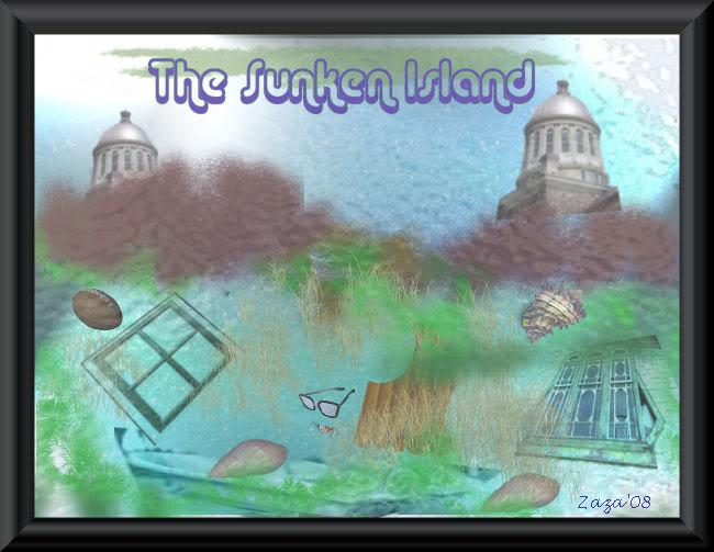 My Graphics Sunkenisland