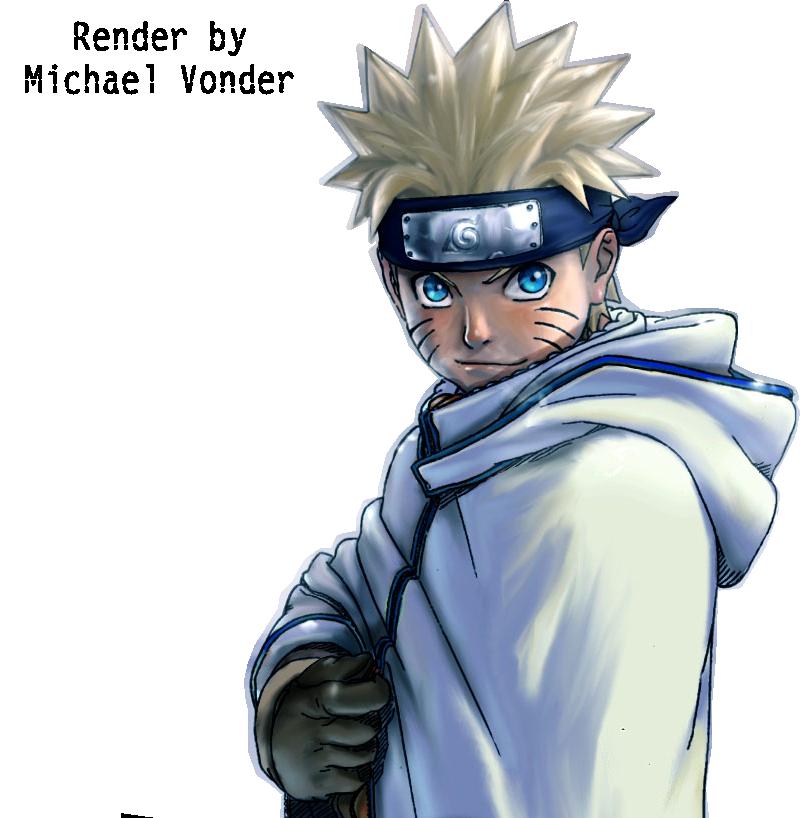Renders de Naruto Naruto