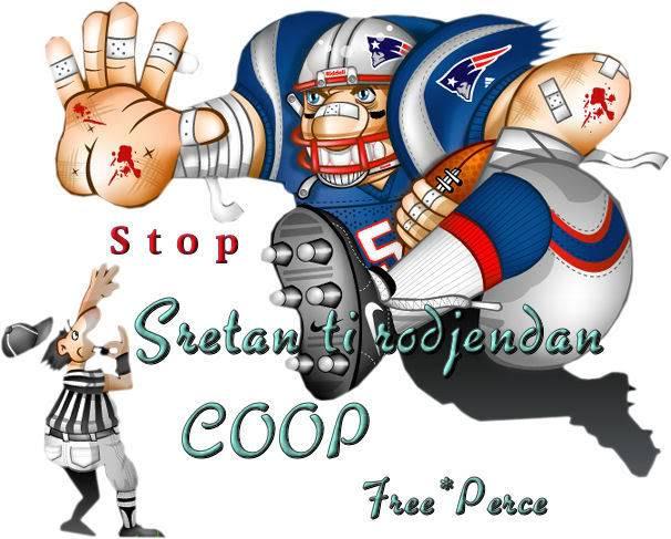 Coop, srecan ti rodjendancic :) Coop